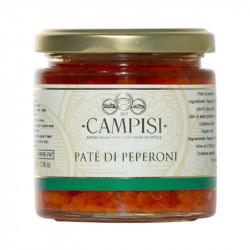 Patè di peperoni 220gr