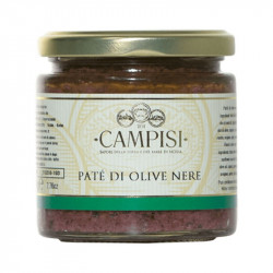 Black olives patè 220gr