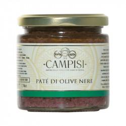 Patè di olive nere 220gr