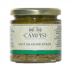 Green olives patè 220gr