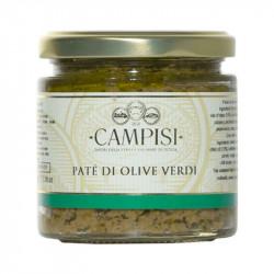 Patè di olive verdi 220gr