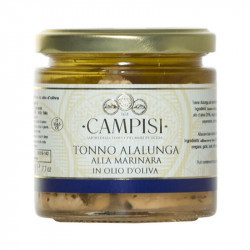 "Tuna ""Alalunga"" in oil (Marinara) 220gr"