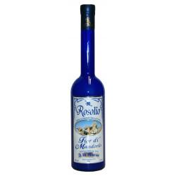 Rosolio Siciliano liquore al fior di Mandorlo in elegante bottiglia da 50cl