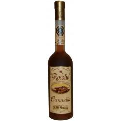Rosolio Siciliano alla Cannella liquore in elegante bottiglia da 50cl