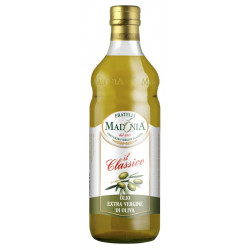 1liter of Extra virgin olive oil (33.8 OZ)