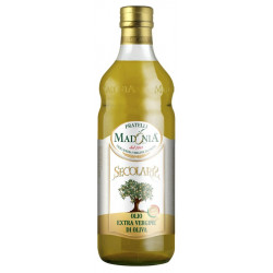 "100% Italian Extra virgin olive oil ""Secolaris"" 1 liter (33.8 OZ)"