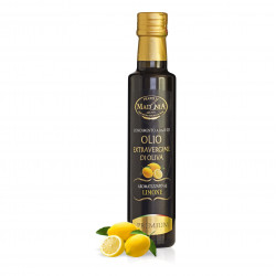 0.25cl lemon extra virgin olive oil flavored
