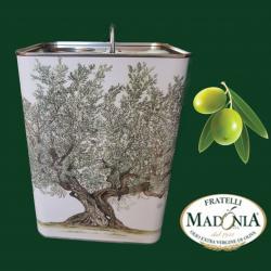 3lt Olio di oliva Extra Vergine classico Formato Latta
