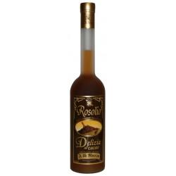 Rosolio Siciliano al Cacao liquore in elegante bottiglie da 50cl