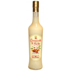 sale online Almond Cream of Liqueur in bottle of 50cl (19,9 OZ) fratelli russo