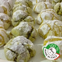 Almond and Pistachio Pastries  250g pack (8.81oz)