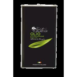 3lt Olio di oliva Extra Vergine Italiano Formato Latta