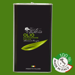 3 liter Extra virgin olive oil on tin