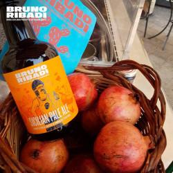 75cl Pale Ale Spezie di Sicilia Bottiglia Birra Artigianale Bruno Ribadi