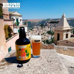75cl India Pale Ale Bottiglia Birra Artigianale Bruno Ribadi