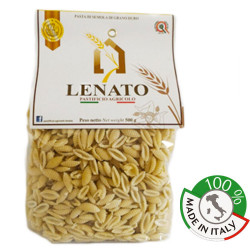 500gr Semi d'Orzo Pasta Semola Lenato