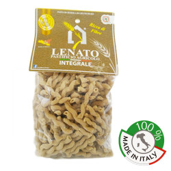 500gr Busiata Pasta integrale solo grano siciliano Pastificio...