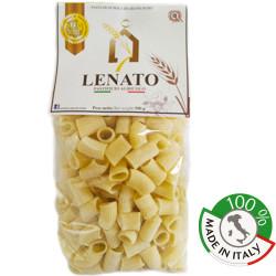 1kg Mezze Maniche Pasta di Semola Lenato