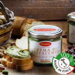 Sicilian Pistachio Sweet Cream jar of 90g