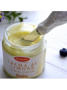 Vendita Crema dolce al limone Pennisi - Dolci Tipici Siciliani della tradizione