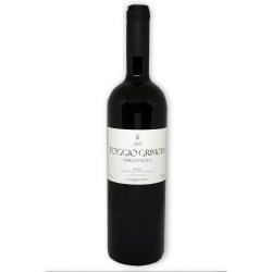 Vino Rosso Nero d'Avola Bottiglia da 75cl Poggio Grimodi