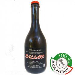 Birra Bionda Opale, non filtrata, non pastorizzata Ballarò...