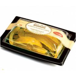 """Canditi di Limone Siciliano, """"Scorzette Candite"""" confezione da 100g"""