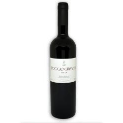 Vino Rosso Syrah 100% Bottiglia da 75 cl Cantina Poggio Grimodi