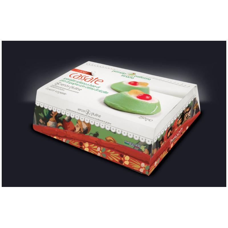 Vendita Cassata Siciliana Senza Glutine online