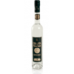 Grappa of Nero D'Avola  grapes in bottle (33,8 OZ) 50cl in...