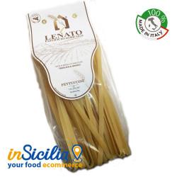 vendita online fettuccine pasta trafilata lenato semola di grano duro