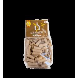 500g Rigatoni Pasta integrale solo grano siciliano Pastificio Lenato