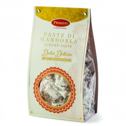 """Pasticcini di Mandorla e Arance 250g di Paste Siciliane alla Mandorla"""" - Biscottini Dolci"""