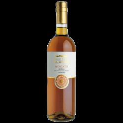 Vino Liquoroso Siciliano Moscato Top da dessert bottiglia da 75cl