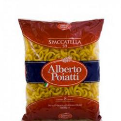 Acquistare Pasta di Semola di grano duro, Spaccatelle Siciliane confezione Pasta Poiatti 1kg