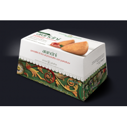 Butter Arancina gluten free frozen and cooked 190 gr