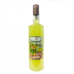 "Liquor of Lemon of Sicily ""Limoncello"" 100cl"