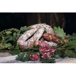 """Confezione da 3 Salamini """"Salsiccia"""" di Suino Nero dei Nebrodi"""