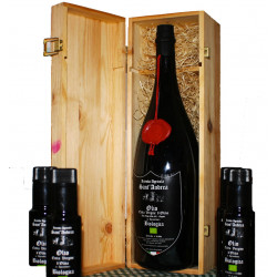 Vendita online 1,5 liter of Magnum Sant'Andrea Sicilian Organic Extra Virgin Olive Oil in Bottle