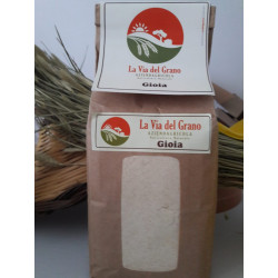 "1 kg of antique Sicilian wheat flour ""Gioia"""