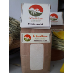 "1 kg of old Sicilian wheat flour ""Perciasacchi"""