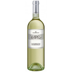 White Wine Catarratto Chardonnay IGP Bottle of 75cl - Wine Cellar Donna di Coppe