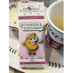 Gourmet Modica almond chocolate