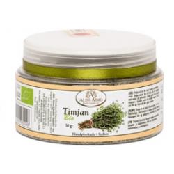 Sicilian Organic Thyme in 50g jar