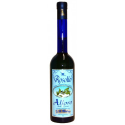 10 cl di Rosolio Siciliano all'Alloro liquore in elegante bottiglia