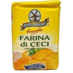 Vendita online 500 g di Farina di Ceci per realizzare le Panelle Siciliane Terravecchia