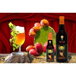 Vendita online Bottiglia 75cl Birra Artigianale al Ficodindia di Sicilia Irias Indica