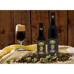 Bottiglia 75cl Birra Scura Artigianale Irias Nigra