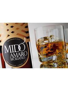 IngredientiAmaro Siciliano Mido alle Arance e Carrube Bottiglia da 70cl