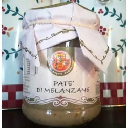 Patè Siciliano di Melanzane in vasetto da 180 g